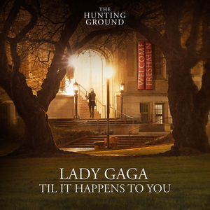 Lady Gaga — Til It Happens to You (studio acapella)