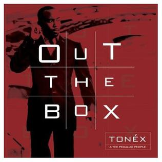 Tonex - And The Peculiar People - Out Of Box - Live From San Diego (Audio DVD) 2003
