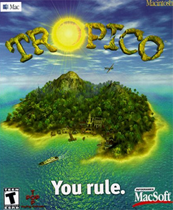 Picture of a game: Tropico