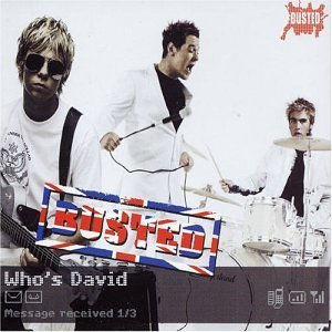 Whos David 2004 single by Busted