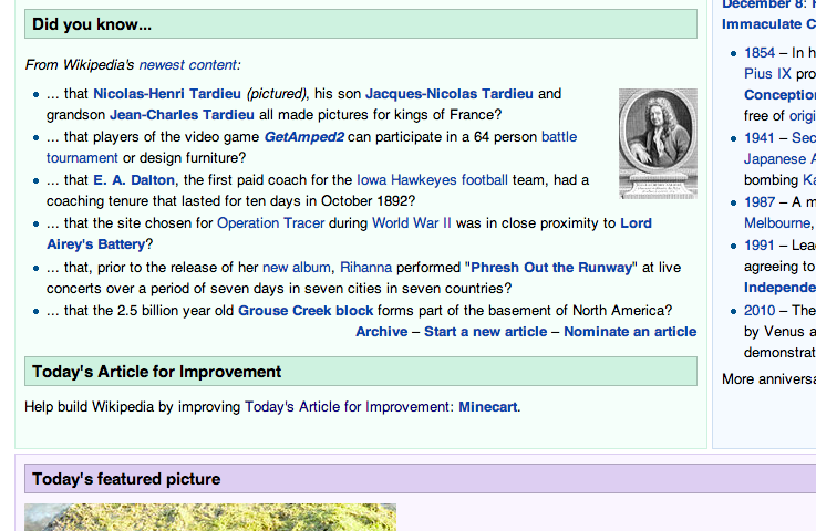 Wikipedia Main Page with TAFI.png