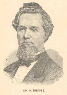 William Henry Rhodes