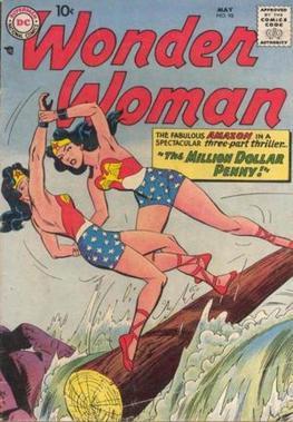 DC Comics 1998 Wonder Woman #132