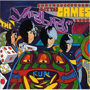 <i>Little Games</i> 0000 studio album by the Yardbirds