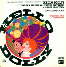 <i>Hello, Dolly!</i> (soundtrack) 1969 soundtrack album by Barbra Streisand & various artists