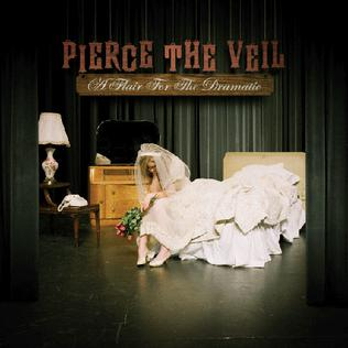 <i>A Flair for the Dramatic</i> 2007 studio album by Pierce the Veil