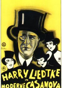 <i>A Modern Casanova</i> 1928 film by Rudolf Walther-Fein, Max Obal