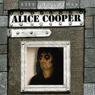 the life and crimes of alice cooper. Alice Cooper – The Life And Crimes Of Alice Cooper ( Box Set)