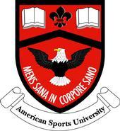 american university sports