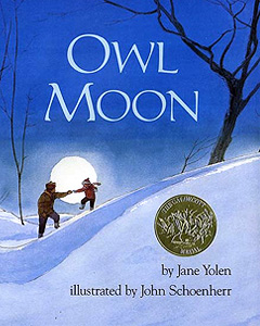 owl moon cause and effect