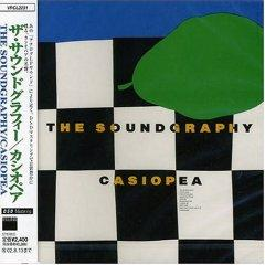 <i>The Soundgraphy</i> 1984 compilation album by Casiopea