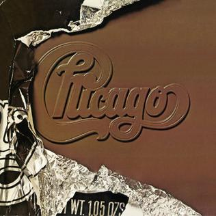 Chicago - Chicago X album cover
