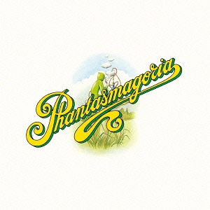 <i>Phantasmagoria</i> (Curved Air album) 1972 studio album by Curved Air