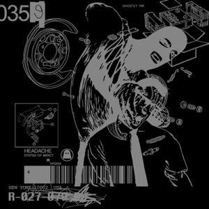 <i>Two/Three</i> 2006 studio album by Dabrye