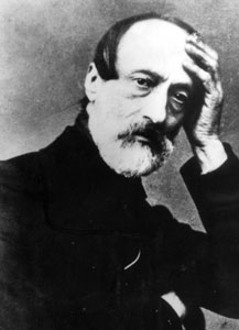 Giuseppe Mazzini was a patriot, philosopher and politician of the 19th century. Mazzini.jpg