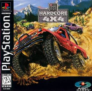 <i>Hardcore 4X4</i> 1996 video game