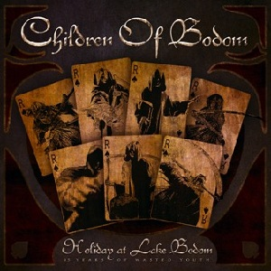 <i>Holiday at Lake Bodom (15 Years of Wasted Youth)</i> 2012 compilation album by Children of Bodom