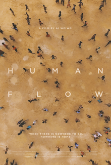 "CRS Film Screening: Ai Weiwei's ""Human Flow"" @ Nick Mirkopolous Screening  Room ACE 004 