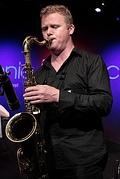 Iain Ballamy British musician