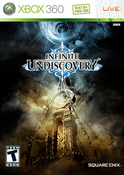 Picture of a game: Infinite Undiscovery