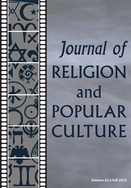 journal on religion