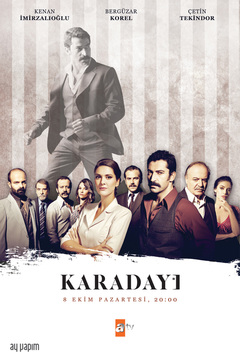 Picture of a TV show: Karadayı