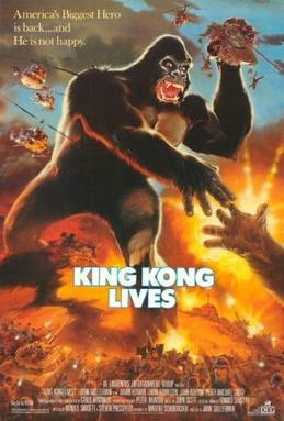 king kong lives wikipedia