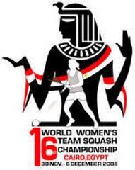 2008 Womens World Team Squash Championships