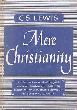 what is the thesis of mere christianity