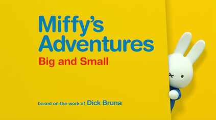 d78cdf665463 Miffy's Adventures Big and Small - Wikipedia