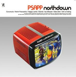 <i>Northdown</i> album by electronica band Psapp