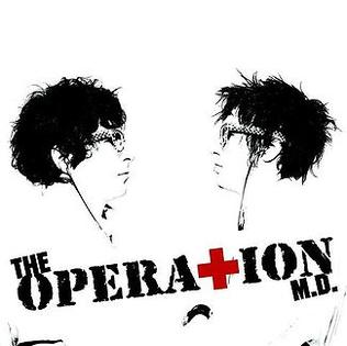 <i>We Have an Emergency</i> 2007 studio album by The Operation M.D.