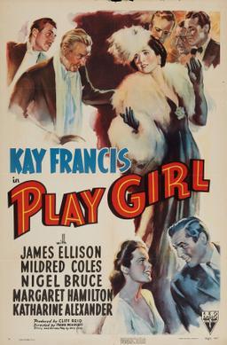Play Girl Filmposter