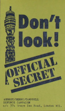 A flyer distributed in advance of a demonstration on 1 May 1978