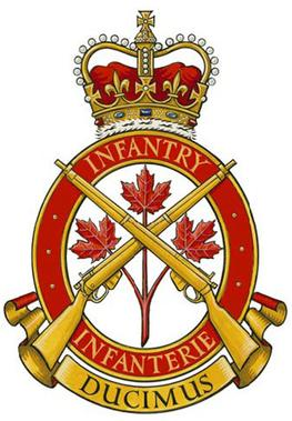 Royal Canadian Infantry Corps - Wikipedia