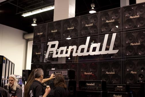 Randall Amplifiers
