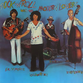 <i>Rock n Roll with the Modern Lovers</i> 1977 studio album by Jonathan Richman and the Modern Lovers