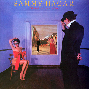 <i>Standing Hampton</i> 1982 studio album by Sammy Hagar