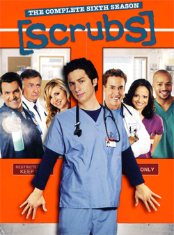 scrubs staffel 1