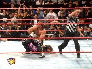 Montreal Screwjob Professional wrestling event