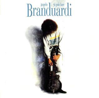 Angelo Branduardi Album Album by Angelo Branduardi