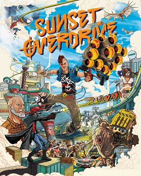 Image result for sunset overdrive