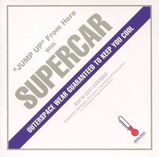 <i>Jump Up</i> (Supercar album) 1999 studio album by Supercar