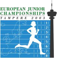 2003 European Athletics Junior Championships
