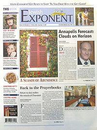 The Jewish Exponent frontpage.jpg