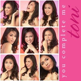 <i>You Complete Me</i> (album) 2006 studio album by Toni Gonzaga