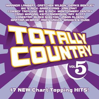 Totally Country Vol 5 Wikipedia