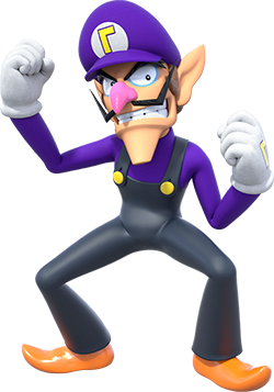 This is literally just a picture of Waluigi. Will r/Waluigi upvote a picture of Waluigi?