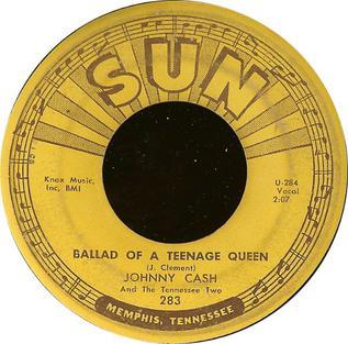 Ballad of a Teenage Queen