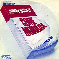 Cubra la imagen de la canción Come Monday por Jimmy Buffett